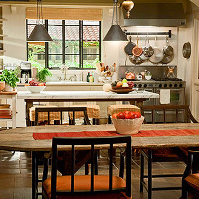 "Kitchen from ""It's Complicated"""