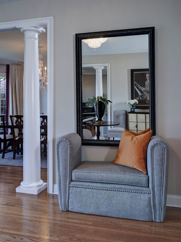 Foyer Seating Nj : Best custom upholstered bench ideas interiors by donna