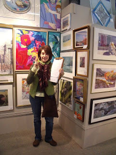 Perfect Art Show for Thrifty & Creative Collectors – A Winner