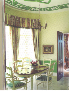 The Froofy French Rococo – A Favorite Period For Window Design? You Betcha!