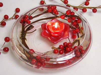 Easy Holiday Centerpieces without Flowers