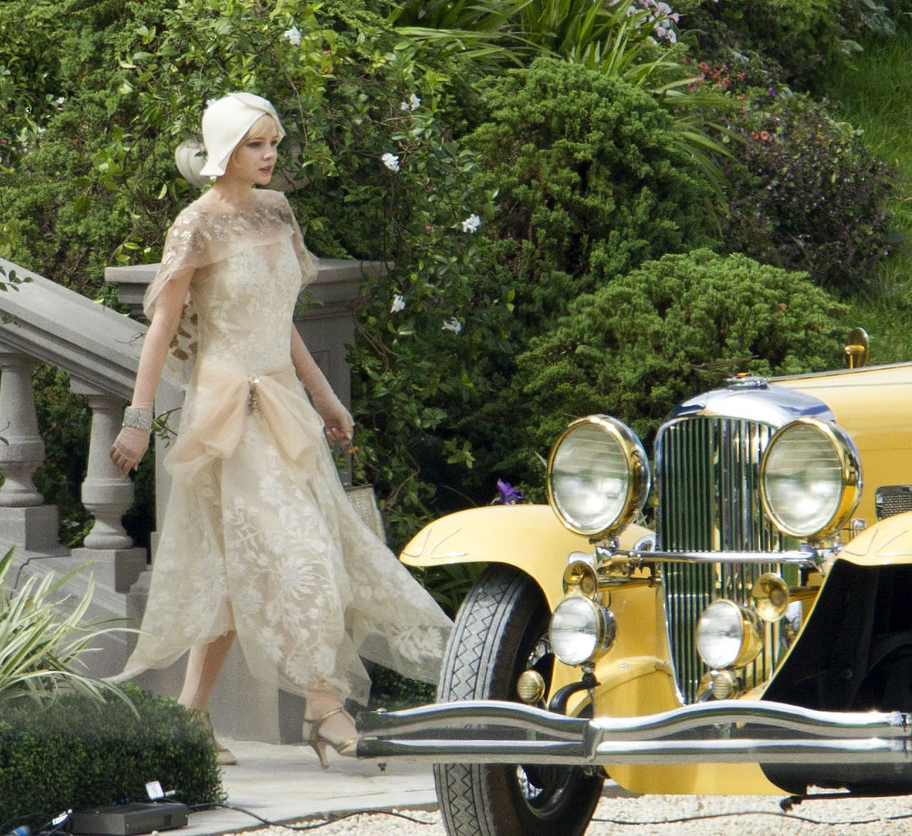 Movie Interior Design Inspiration: The Great Gatsby