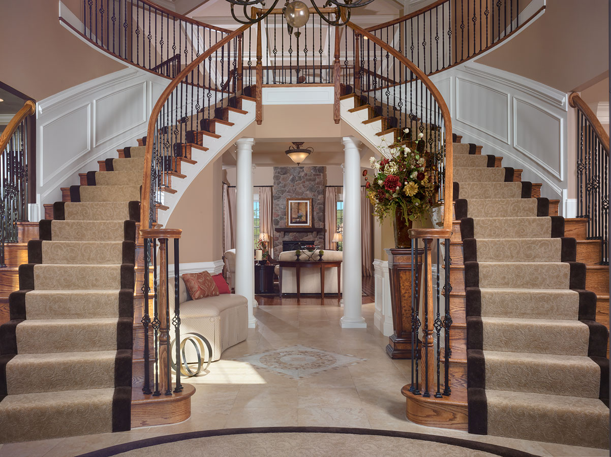 Luxury Entry Foyer