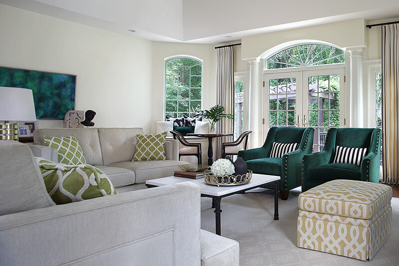 Genial Interiors By Donna Hoffman