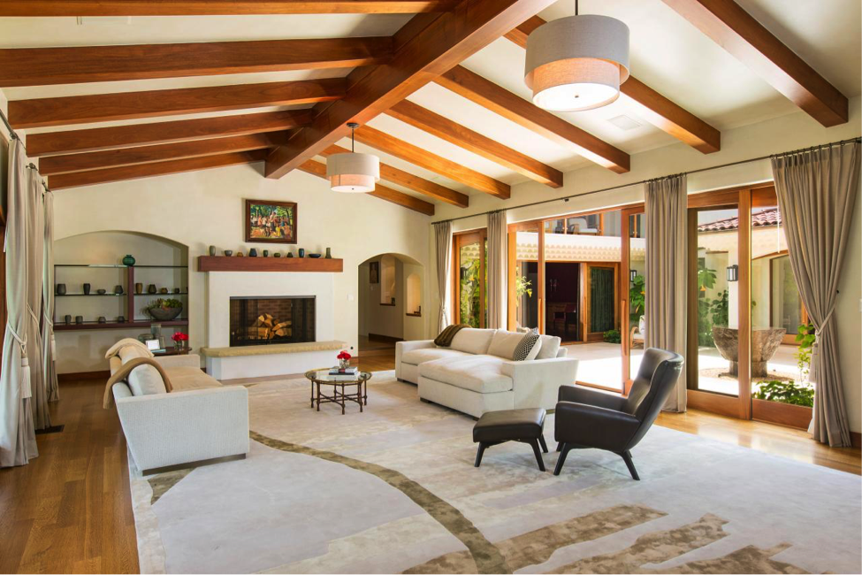 Celebrity Living Room Hits & Misses: Whose Living Room Is This?