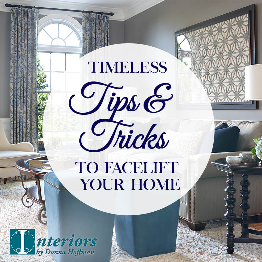 Ways to Give Your Home a Facelift