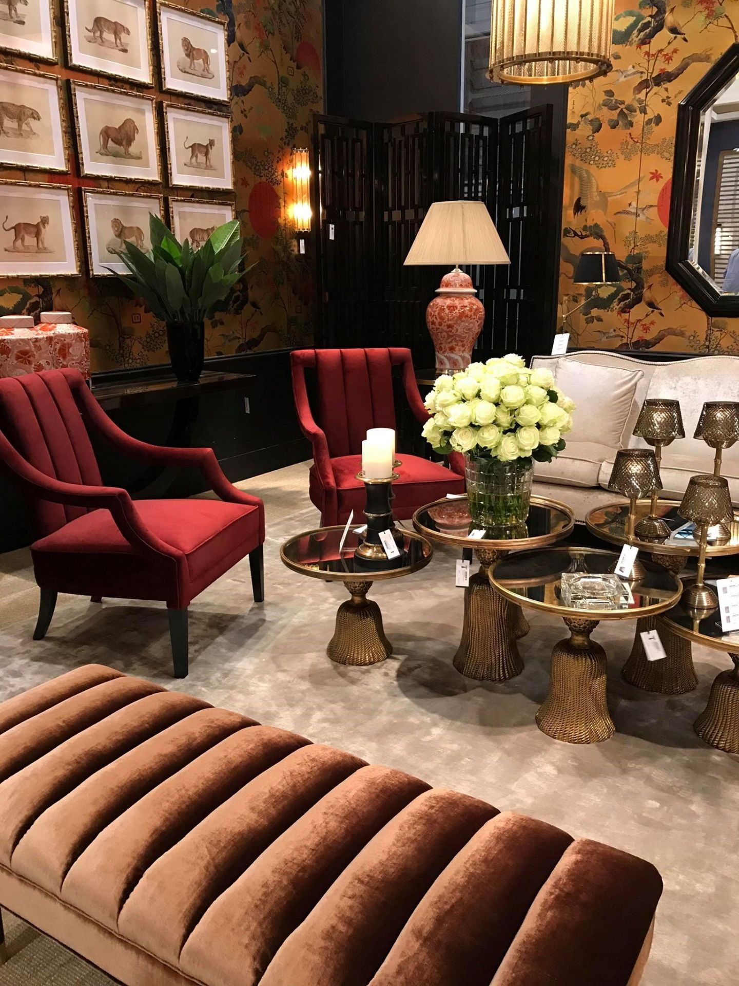 IDH Maison & Objet Interior Design Trend Report  Part 2: Upholstery Silhouettes and Furniture Detailing