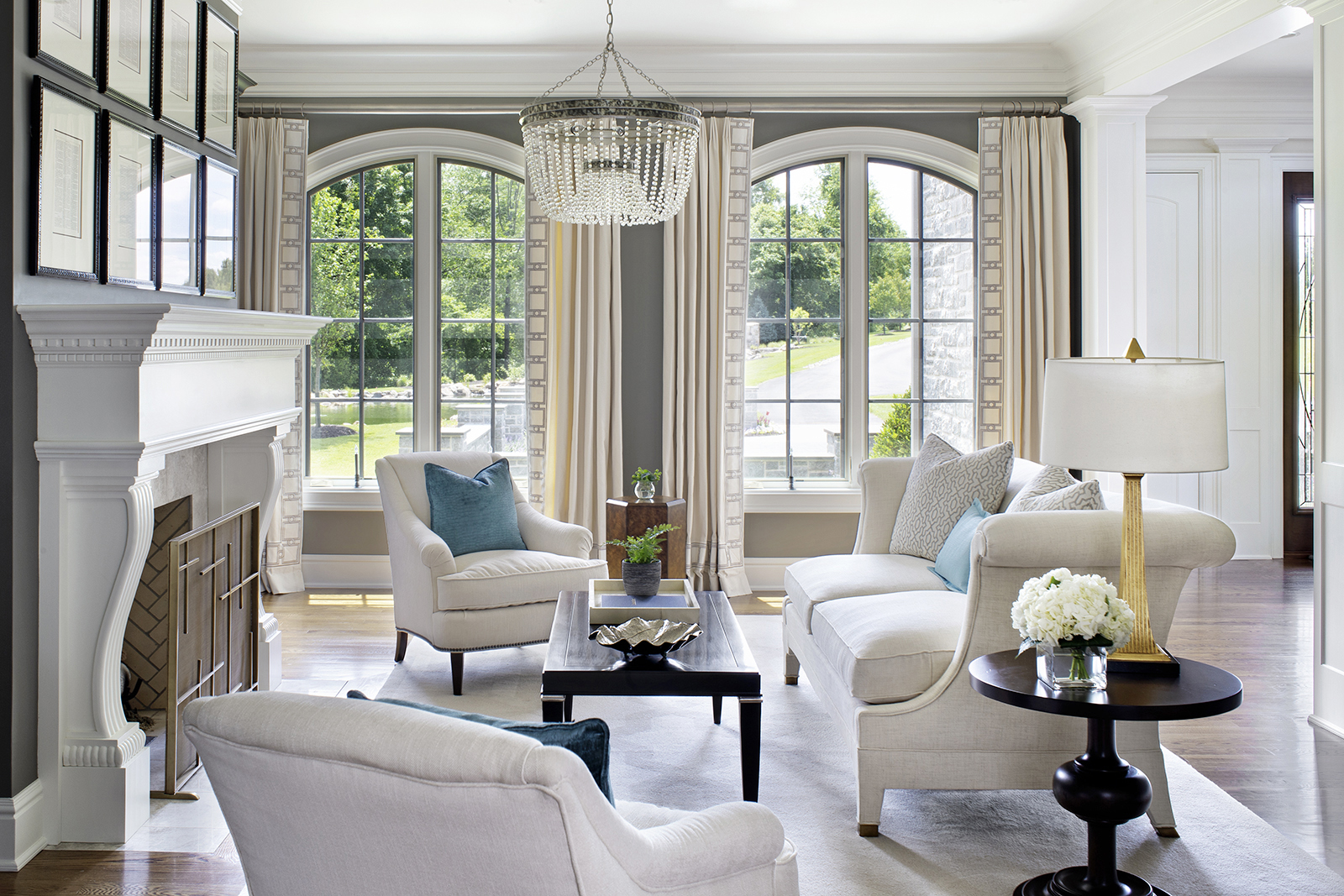 Interiors by Donna Hoffman | Custom Interior Design Consultant