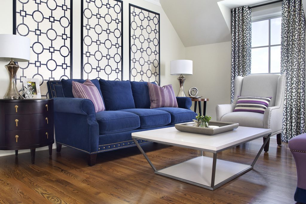 Upper Makefield PA Custom Interior Designer