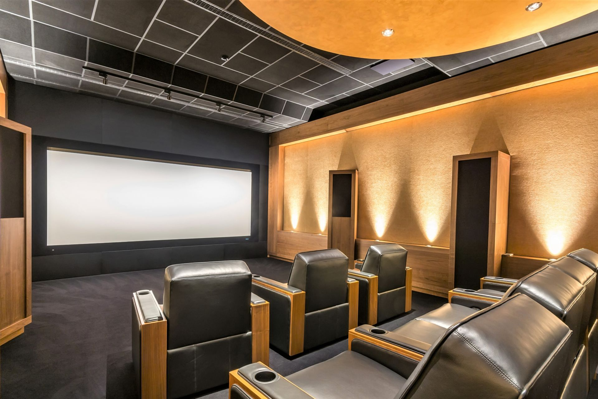 The Pros and Cons of a Home Theater
