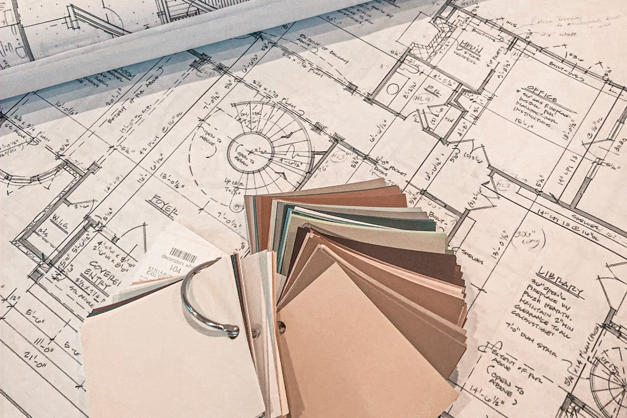 Blueprints: Interior Designer vs Builder